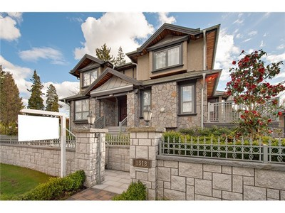 Shaughnessy House for sale:  5 bedroom 4,112 sq.ft. (Listed 2015-04-23)