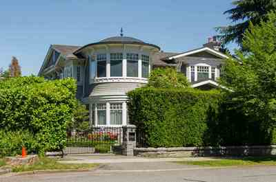 Shaughnessy House for sale:  6 bedroom 9,714 sq.ft. (Listed 2018-04-07)