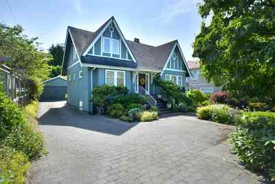 Kerrisdale House for sale:  8 bedroom 3,406 sq.ft. (Listed 2018-04-07)