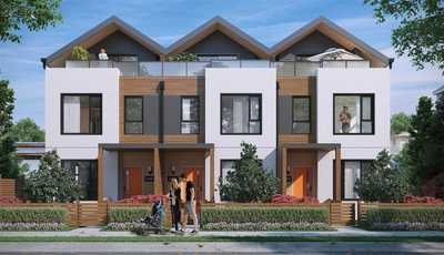 Collingwood VE Townhouse for sale:  3 bedroom 1,451 sq.ft. (Listed 2018-04-07)