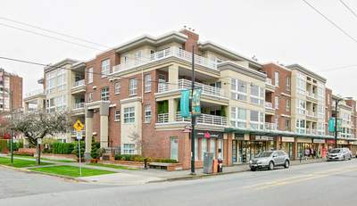 Kerrisdale Condo for sale:  2 bedroom 1,033 sq.ft. (Listed 2018-04-07)