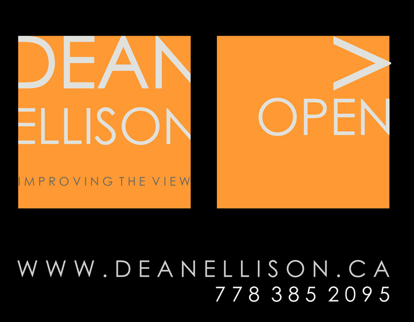 DEAN ELLISON open house