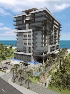 Puntarenas Apartment for sale: Genesis  Studio 39,000 sq.ft. (Listed 2014-09-22)