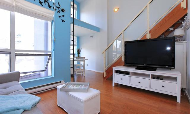 Yaletown - Downtown Apartment for sale: The Spot 1 bedroom 574 sq.ft. (Listed 2017-08-29)
