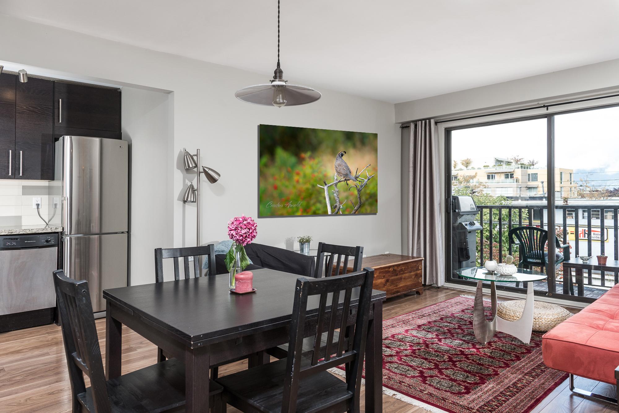 Kitsilano Apartment: Villa Fiorita 2 bedroom