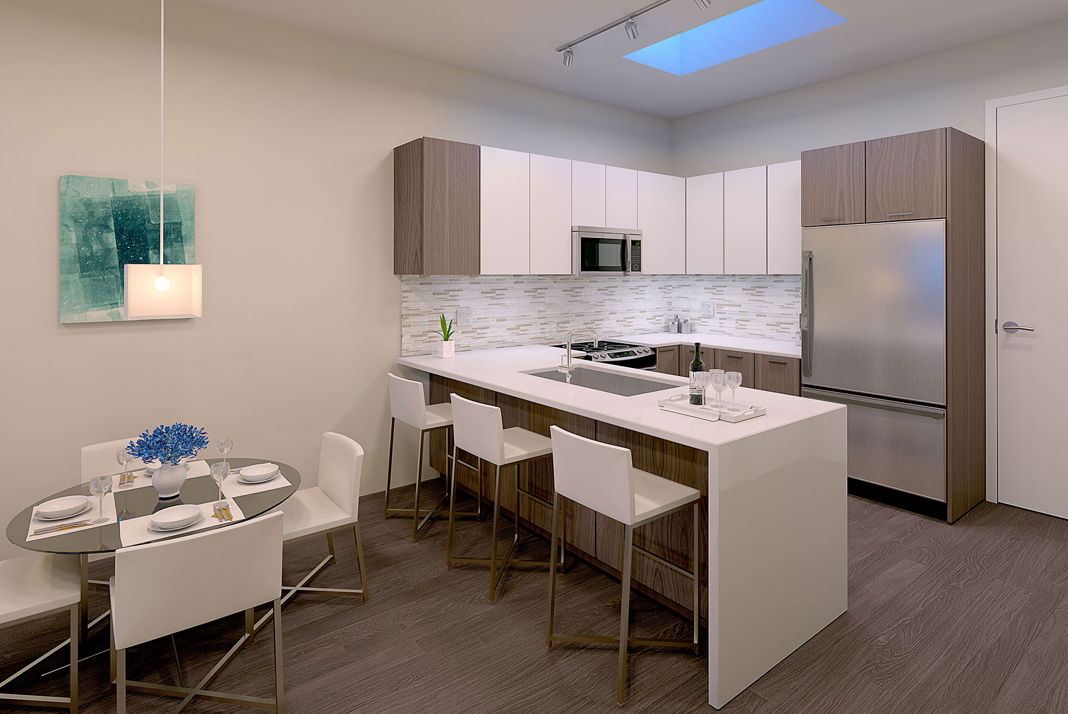 Killarney Apartment for sale: VIC49 1 bedroom 503 sq.ft. (Listed 2018-01-17)