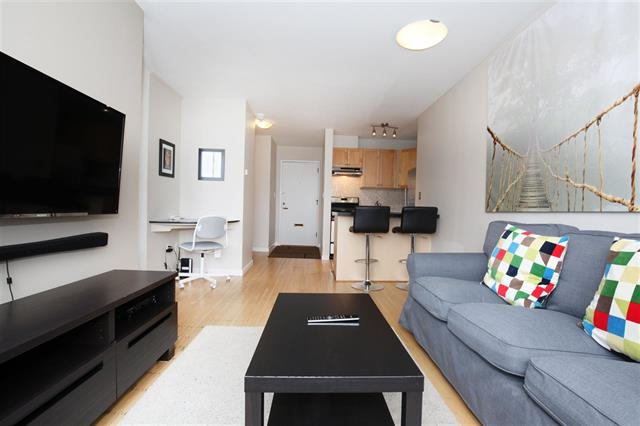 West End Apartment for sale: The Horizon Studio 430 sq.ft. (Listed 2019-09-16)