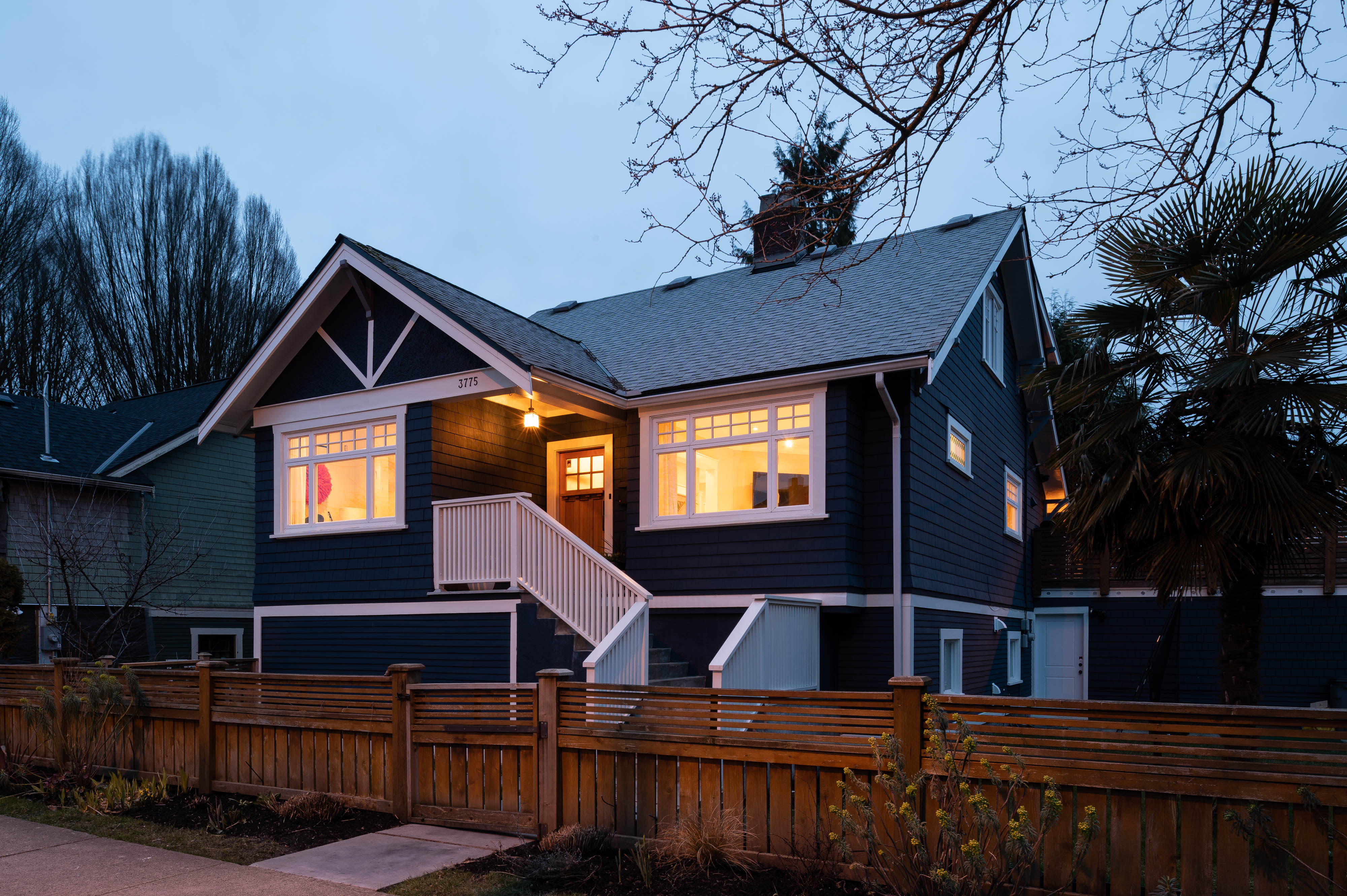 3775 Windsor Street Vancouver BC | Idyllic Family Heritage Home