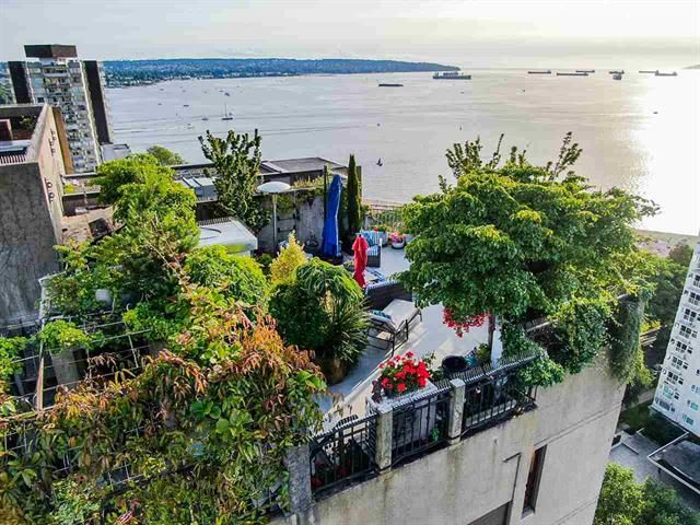 West End - English Bay Apartment for sale: Alexandra Park 2 bedroom 1,858 sq.ft. (Listed 2020-06-24)