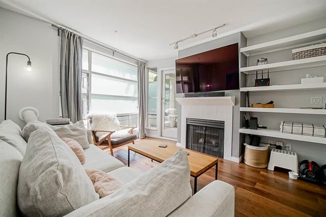 Kitsilano Apartment for sale: Seagate 1 bedroom 698 sq.ft. (Listed 2020-06-17)