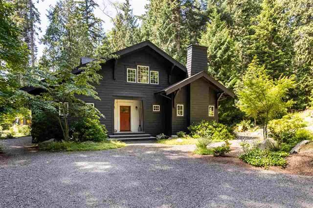 Bowen Island House for sale:  3 bedroom 2,053 sq.ft. (Listed 2020-07-17)