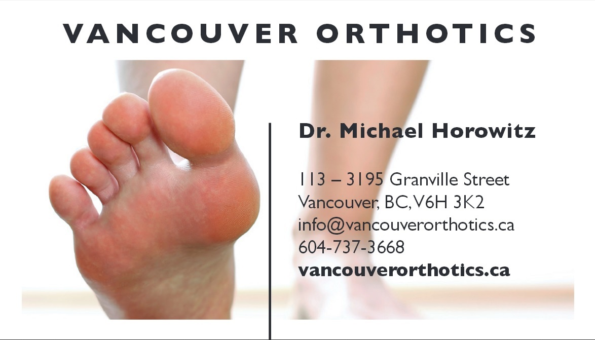 Orthotic Clinic Near Me, Vancouver Orthotics
