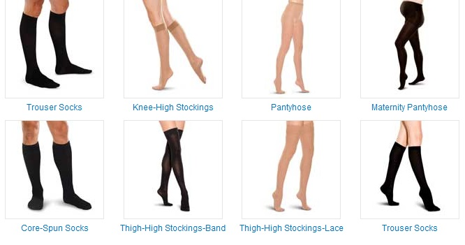 Therafirm Medical Compression Stockings in Vancouver