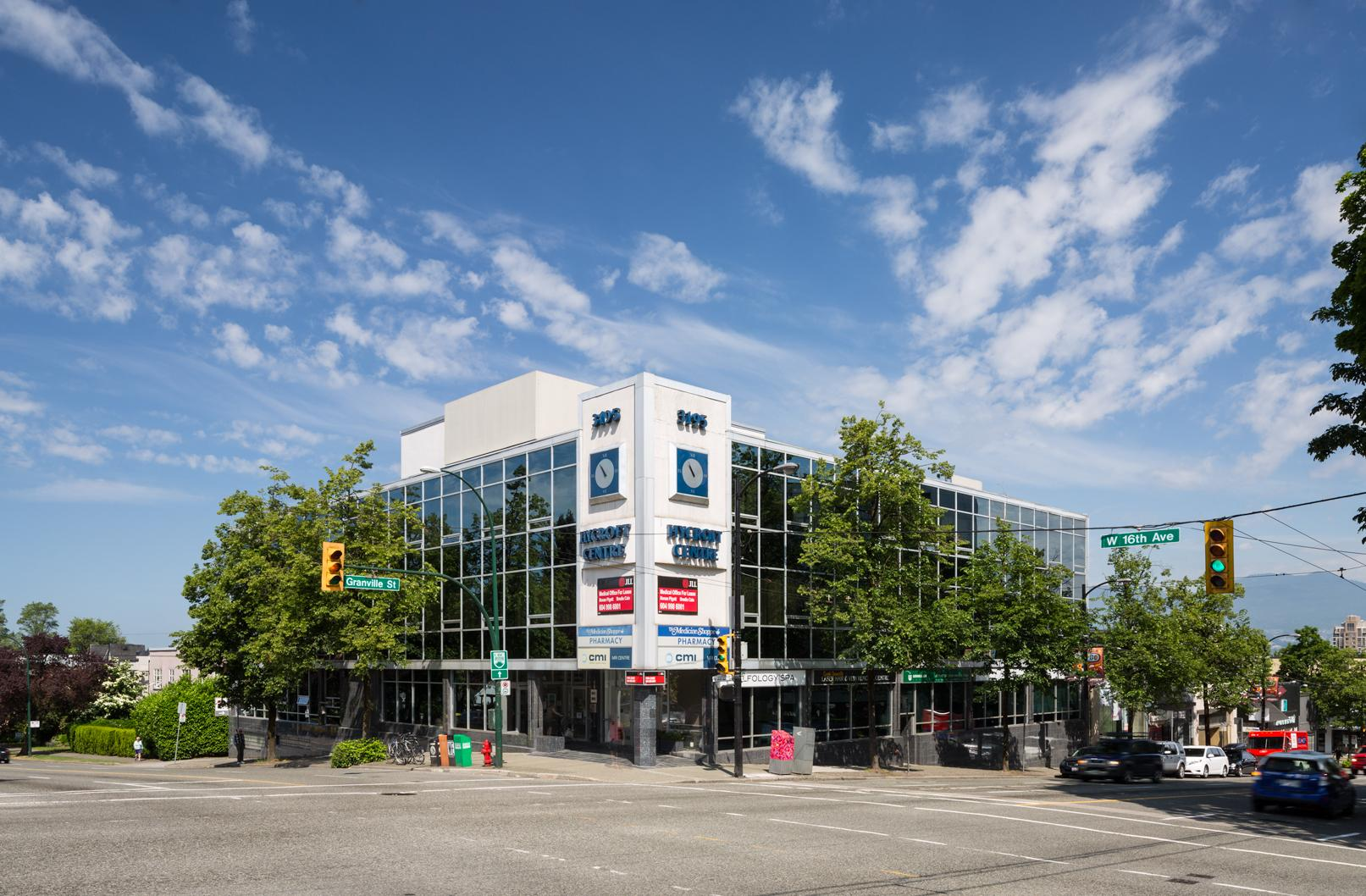 Hycroft Medical Building, Vancouver Orthotics, Foot Orthotics
