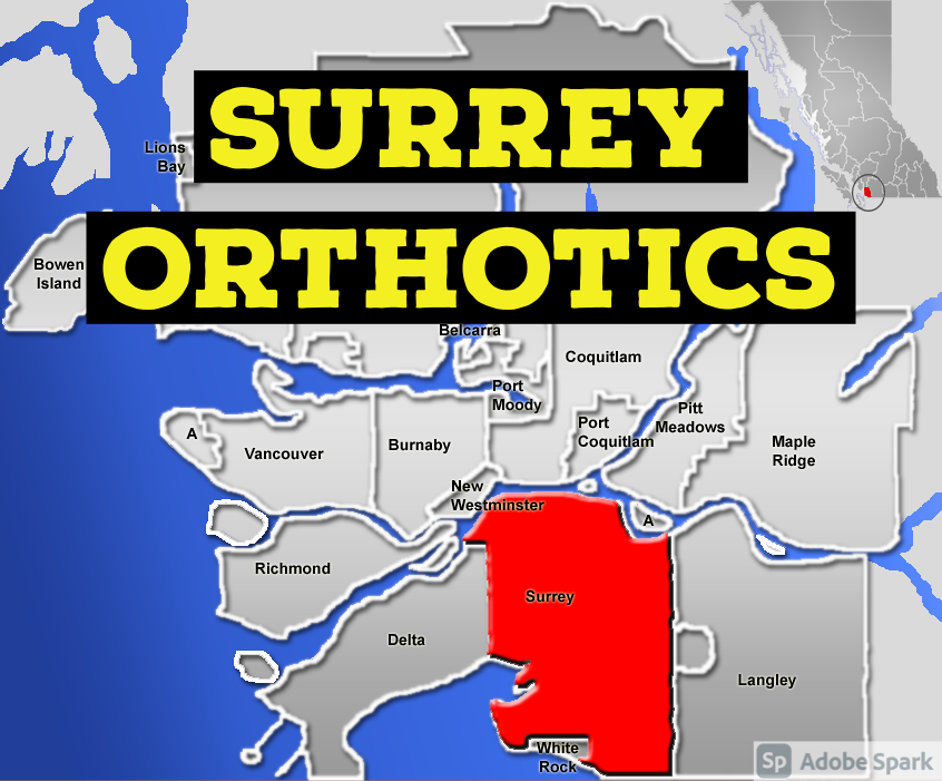 Surray Orthotics for Plantar Fasciitis