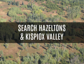 Explore Hazeltons & Kispiox Valley