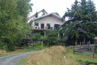 Hazelton Home with Acreage for sale:  4 bedroom 2,440 sq.ft. (Listed 2018-09-06)