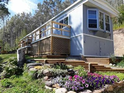 Smithers Manufactured Home with Land  for sale: Hudson Bay Mountain 3 bedroom 1,168 sq.ft. (Listed 2020-03-23)