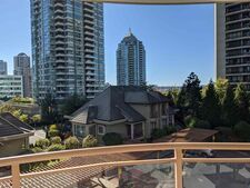 Brentwood Park Apartment/Condo for sale:  1 bedroom 760 sq.ft. (Listed 2020-09-29)