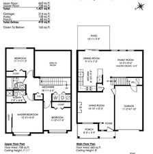 Southwest Maple Ridge Townhouse for sale:  3 bedroom 1,421 sq.ft. (Listed 2020-05-02)