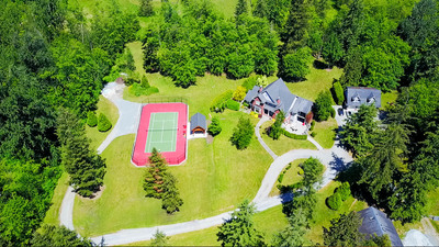 Campbell Valley House for sale:  4 bedroom 6,590 sq.ft. (Listed 2017-06-08)