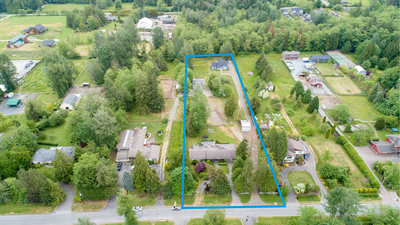 Campbell Valley Acreage for sale:  7 bedroom 4,489 sq.ft. (Listed 2018-07-03)