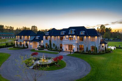 Campbell Valley House for sale:  7 bedroom 8,714 sq.ft. (Listed 2018-05-03)