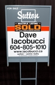sold sign seller