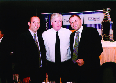 Canuck Place Brian Burke
