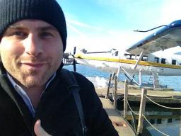 Ian Watt in Coal Harbour.JPG