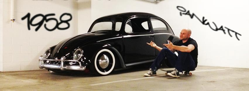 Ian Watt Vancouver Penthouse Realtor and His 1958 VW Beetle.JPG