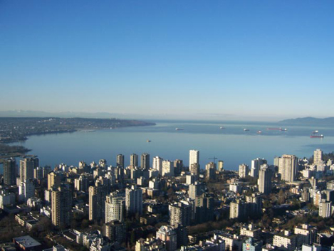 What does the $17 million dollar plus view look like at the Shangri La in Downtown Vancouver?