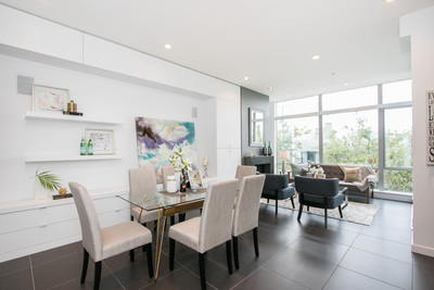 Kitsilano Kitsilano Condo for sale: The Dwellings on Third 2 Bedroom and Office 1,420 sq.ft. (Listed 2017-09-10)