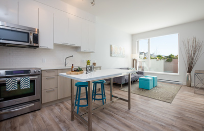 Norgate North Vancouver Condo for sale: The Ave 1 bedroom 535 sq.ft. (Listed 2018-03-12)