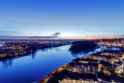 New Westminster Quay * Sub Penthouse * for sale: Excelsior  2 bedroom 1,546 sq.ft. (Listed 2019-01-28)