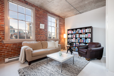 Downtown Downtown Loft Space for sale:  1 bedroom 665 sq.ft. (Listed 2019-02-01)