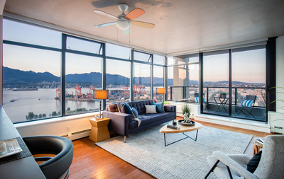 Gastown * Condo * for sale: Woodwards 32 1 bedroom 801 sq.ft. (Listed 2019-07-15)