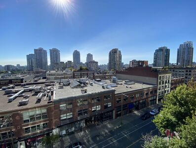 Yaletown * Condo * for sale: H&H Studio 500 sq.ft. (Listed 2020-09-07)