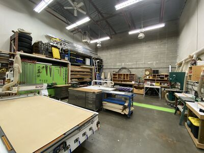 Big Bend Burnaby South Strata Warehouse for sale:   1,702 sq.ft. (Listed 2020-09-25)