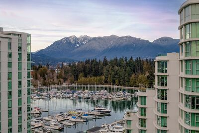 Coal Harbour * Condo * for sale: BAYSHORE GARDENS 2 bedroom 1,023 sq.ft. (Listed 2021-02-12)