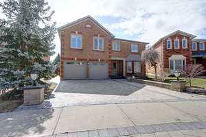 Erin Mills Single Family Detached for sale:  5 bedroom  (Listed 2017-04-03)