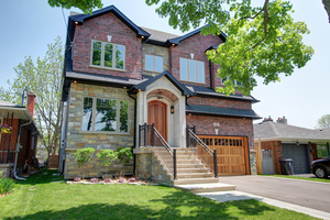 Etobicoke Single Family Detached for sale:  4+1 5,000 sq.ft. (Listed 2018-06-04)