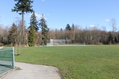 Clayton Park Baseball Diamond