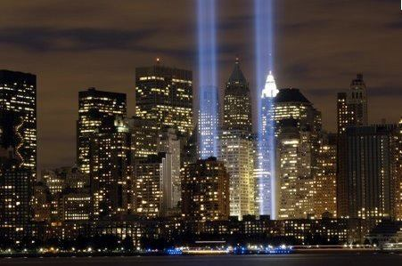 New York city remembers
