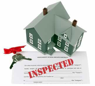 House inspected
