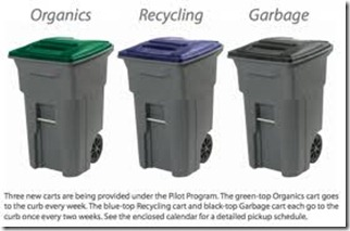 Surrey new garbage cans