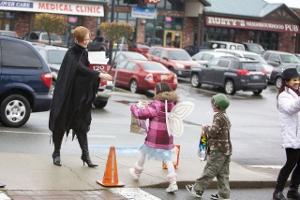 Cloverdale Halloween Parade 2012