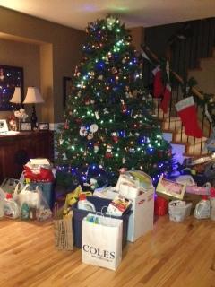 Christmas Hampers 2012