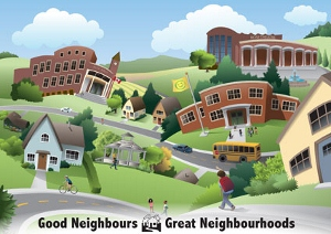 Great neighbourhoods
