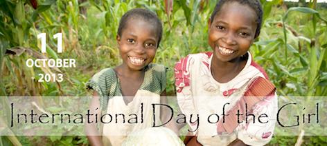 International day of the girl 2013